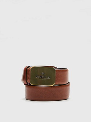 Bälten & skärp - Morris Morris Belt 47030 Dark Brown
