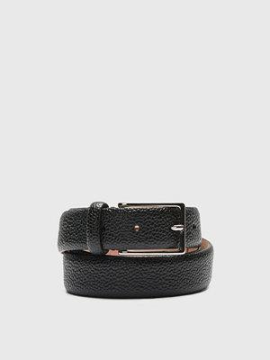 Bälten & skärp - Oscar Jacobson OJ Belt 15620 Black