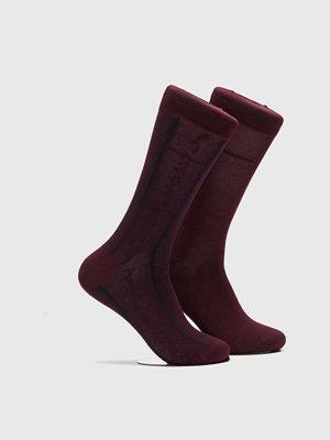 Strumpor - Hugo Boss 2-pack Socks 602 Burgundy