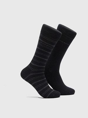 Strumpor - Hugo Boss 2-pack Socks 001 Black