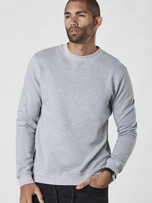 Studio Total Oliver Sweater Grey Melange