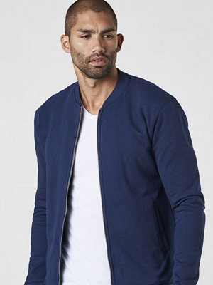 Studio Total Oliver Sweat Bomber Navy