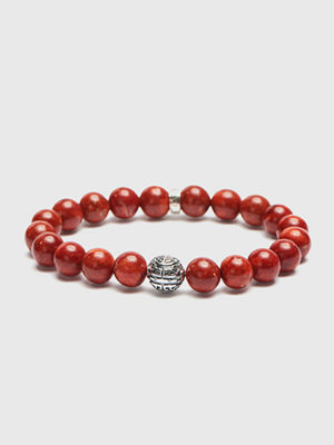 Smycken - Thomas Sabo A1681 Reconstructed red / Coral