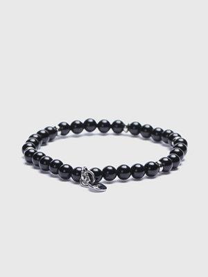 Smycken - Seven/East Bracelet M451B Black