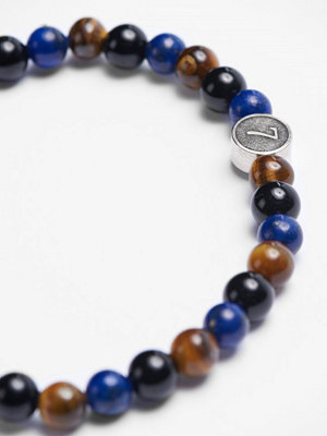 Smycken - Seven/East Bracelet M487B Blue