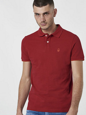 Pikétröjor - Sail Racing Bowman Polo 465 Dark Red