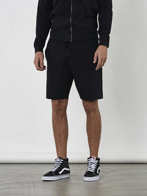 Shorts & kortbyxor - Bread & Boxers Lounge Short Black
