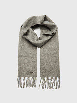 Halsdukar & scarves - Sätila Kim Scarf 133 Grey Melange