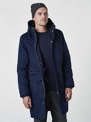 WESC The Winter Parka Navy Blazer