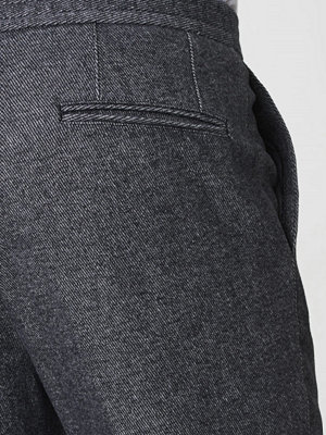 Byxor - Oscar Jacobson Denver 131 Grey