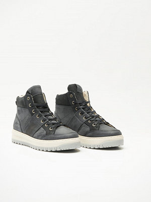Sneakers & streetskor - Björn Borg Dave High Fur 7300 Navy
