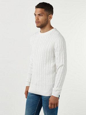 Tröjor & cardigans - Studio Total John Cable Sweater