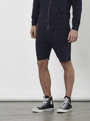 Shorts & kortbyxor - Bread & Boxers Lounge Short Dark Navy