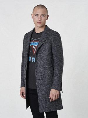 Rockar - Sand Retro Coat 199 Light Grey