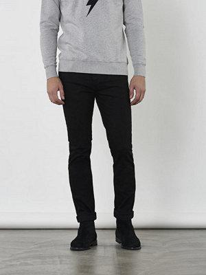 Jeans - WESC Eddy 5-pocket Black rinse