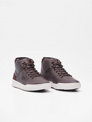 Sneakers & streetskor - Lacoste Explorateur Classic 317 1 Dark Brown