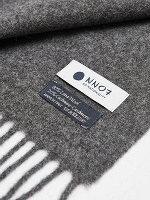 Halsdukar & scarves - NN07 Scarf One 9058 Medium Grey