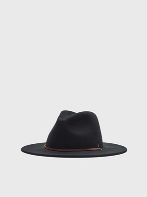 Hattar - Brixton Field Hat Black
