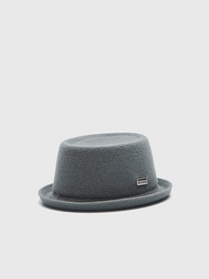 Hattar - Kangol Wool Mowbray Slate Grey