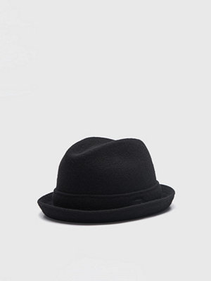 Hattar - Kangol Wool Player Black