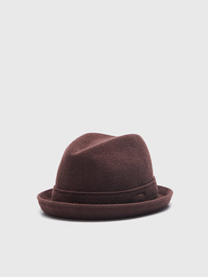Hattar - Kangol Wool Player Tobacco