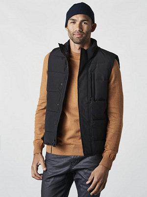 Västar - Woolrich Auletian Vest Black