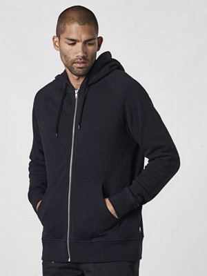 WESC Madden Hooded Black