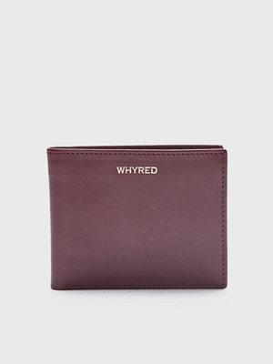 Plånböcker - Whyred Urho 950 Oxblood Red
