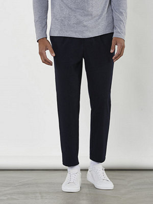 Byxor - Studio Total Donovan Trouser Dark Navy