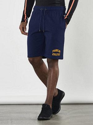 Shorts & kortbyxor - Franklin & Marshall Basic Wash Short Navy