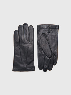 Amanda Christensen Gents Glove Goatleather Black