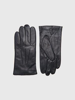 Handskar & vantar - Amanda Christensen Gents Glove Goatleather Black