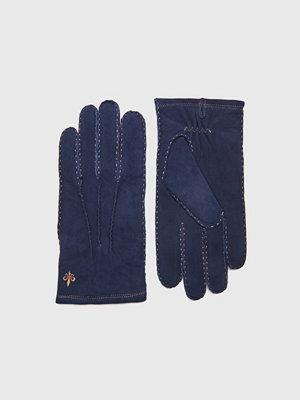 Handskar & vantar - Morris Morris Suede Gloves 63 Blue