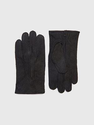 Handskar & vantar - Morris Morris Suede Gloves 99 Black