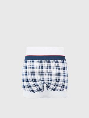 Kalsonger - Gant Premium Cotton Check 405 Navy