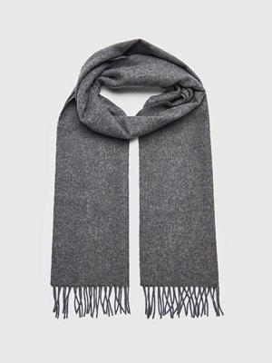 Halsdukar & scarves - Amanda Christensen Winter winter Scarf Light Grey
