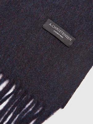 Halsdukar & scarves - Amanda Christensen Winter winter Scarf Navy