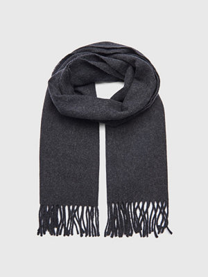 Halsdukar & scarves - State of WOW Prato 0025 Dark Grey Melange