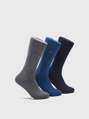 Calvin Klein Underwear 3-pack CK Socks MA2 Petrol