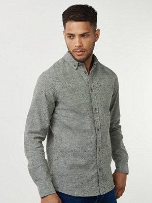Skjortor - Studio Total Alvin Neps Shirt Green