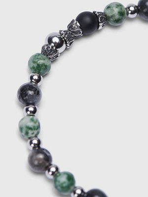 by Billgren Jade Bracelet 8138 Green