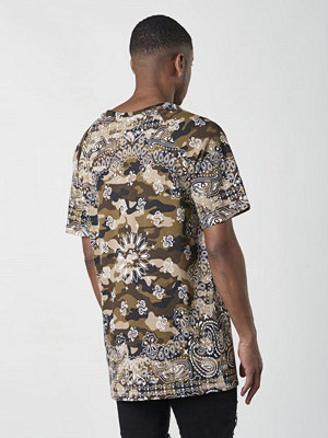 T-shirts - Things To Appreciate Allover Paisley Tee Camo