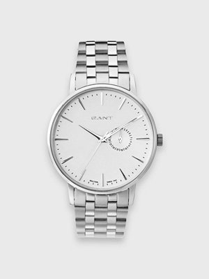 Klockor - Gant Park Hill II Silver/White