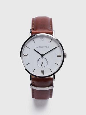 Klockor - by Billgren Leather 2012 White/Brown