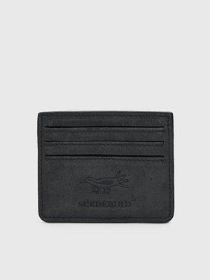 Plånböcker - Suedebird Ross Cardholder Black