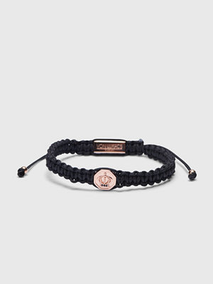 Smycken - Von Lukacs Monarch 925 Black/Rose Gold