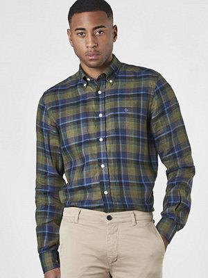 Skjortor - Morris Douglas Shirt 76 Green