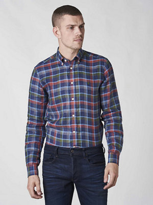 Skjortor - Morris Douglas Shirt 20 Orange