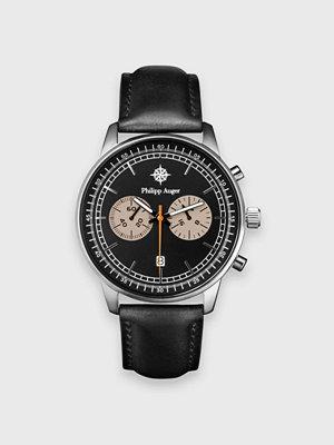 Klockor - Philipp Auger 3S Chrono Silver / Black