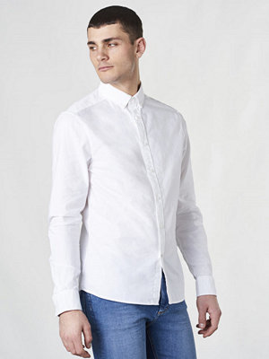Calvin Klein Galen Washed Oxford White